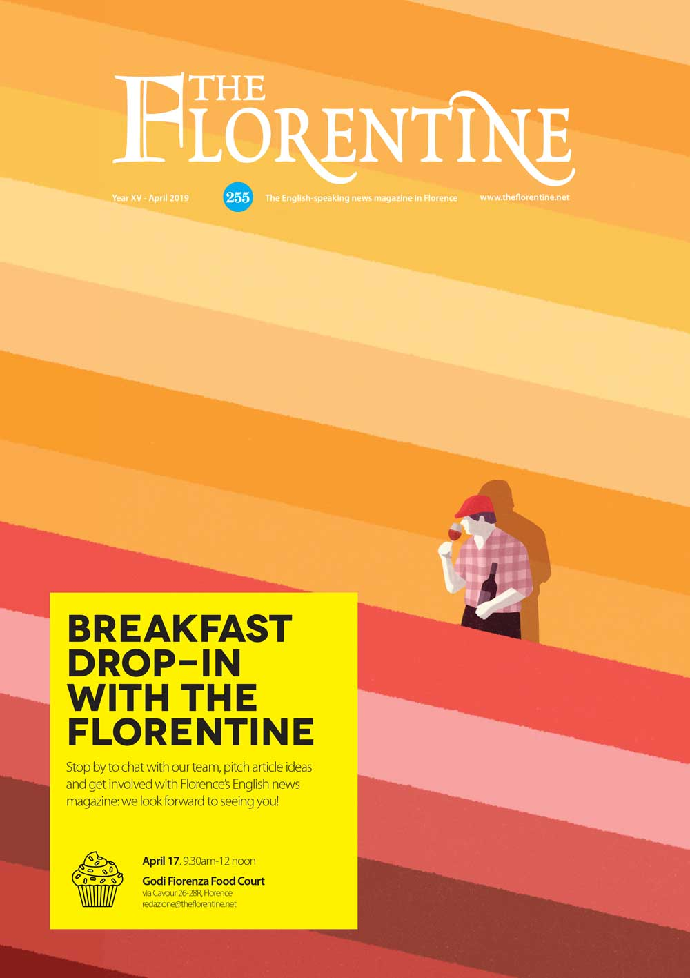 Breakfast Drop-In with-The-Florentine